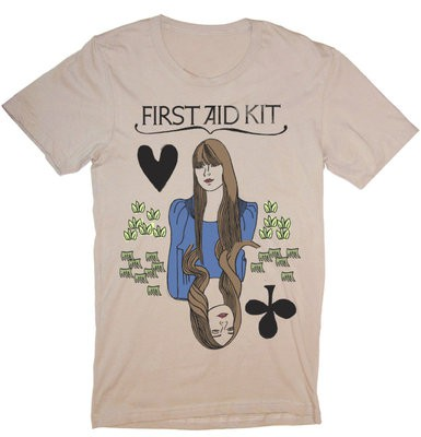 first aid kit tarotesque t shirt first aid kit shop by artist