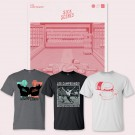 Los Campesinos! - Sick Scenes - T-Shirt & LP Bundle