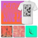 "Cheatahs - Sunne EP - 12"" Vinyl - Bundle"